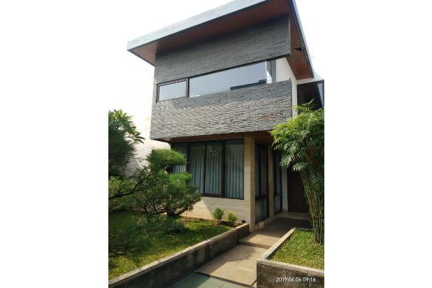 Rumah di Kemang, Ampera, Jakarta Selatan ~ Dalam Townhouse