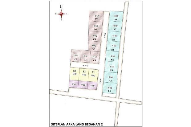 Arka Land Bedahan Tahap 2, 12 X Cicilan Bebas Bunga 17327034