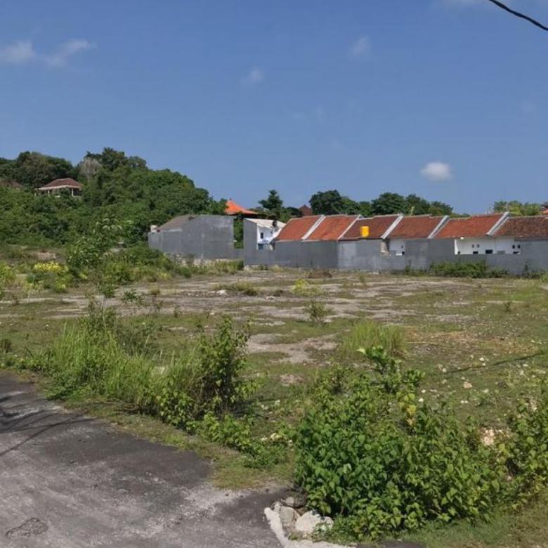 Dijual Tanah di Ungasan luas 4950 m2 Lokasi SANGAT STRATEGIS
