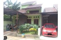 Cibubur Indah Town House LT 74 LB 74, Nyaman Dihuni, NEGO !