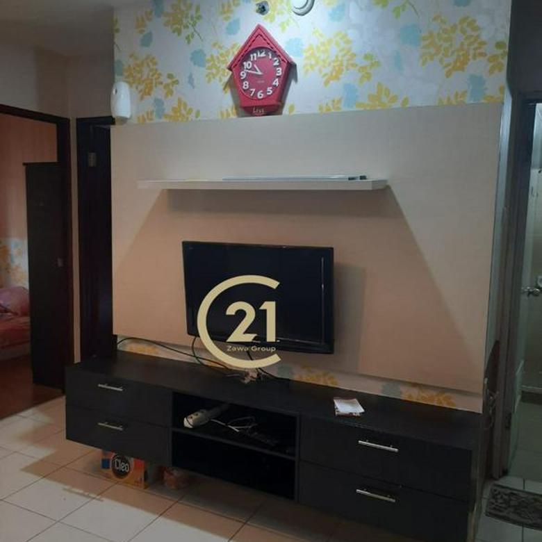 Apartemen Mediterania Garden 2 - Tower Kenanga Lantai Sedang Full Furnished