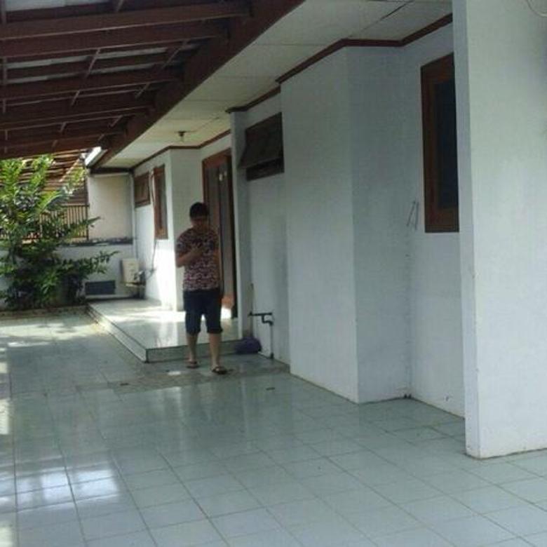 Harga BU (dibawah appraisal Bank) Rumah Sunter LT 289m2, Semi Furnished