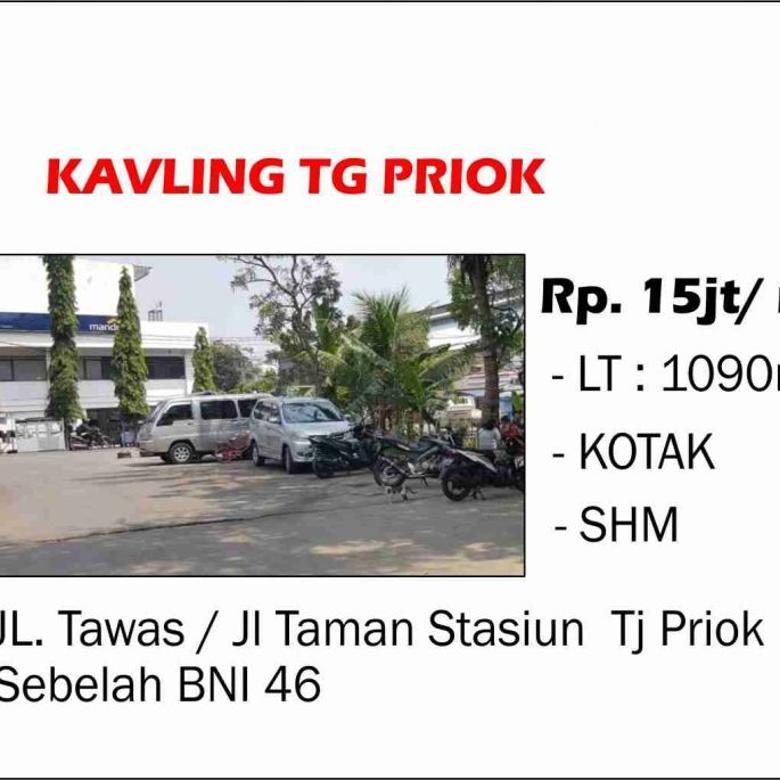 Kavling Tanah Di Tanjung Priok Jakarta Utara