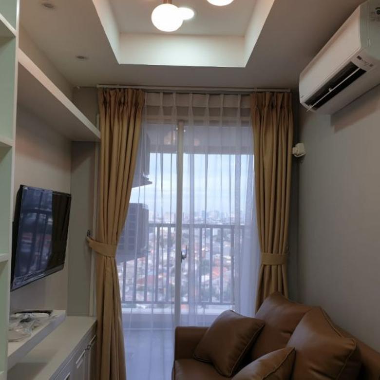 Apartemen Belmont Residence Twr Mont Blanc 1BR Kebon Jeruk