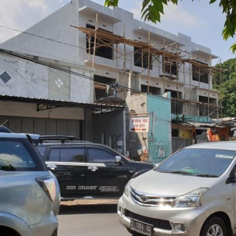 Jual Ruko Mainroad Jalan Raya McD Sangkuriang