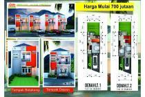 Rumah Syariah Cantik Asri Minimalis Murah di Bekasi
