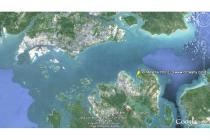 30 Ha Resort Land with 600 m Beach Land in Batam Indonesi is for cheap sale
