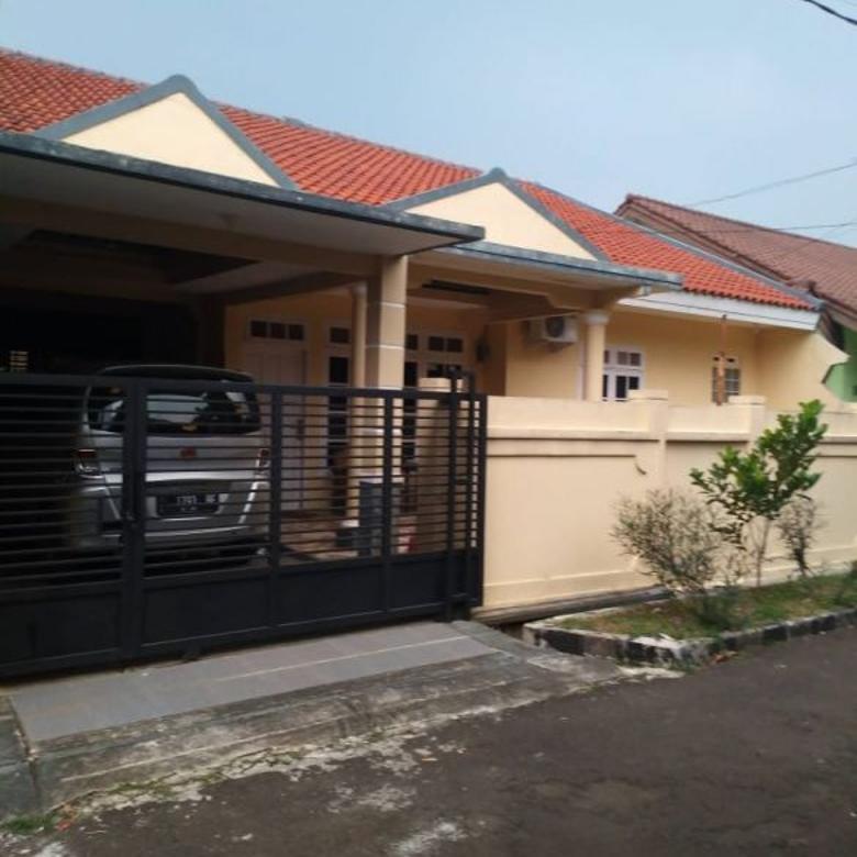 Rumah  di Tanah Sereal Bogor