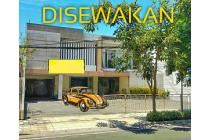 Disewakan Rumah Pusat Kota Jl Raya Dr Soetomo