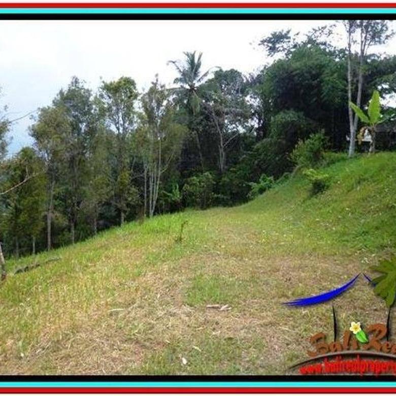 sangat Murah Strategis Tanah 12.000 m2 di Ubud Tampak Siring E520