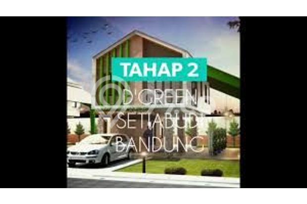 "Rumah villa mungil, "" The Green Setiabudhi"", hanya 17 menit ke UPI Bandung 17995820"