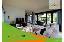 Villa dengan Konsep Minimalis dan Asri di Umalas Bali