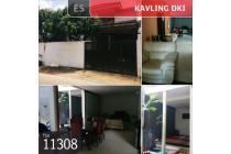 Rumah Kav. DKI, Jakarta Barat, 10x25m, 2 Lt