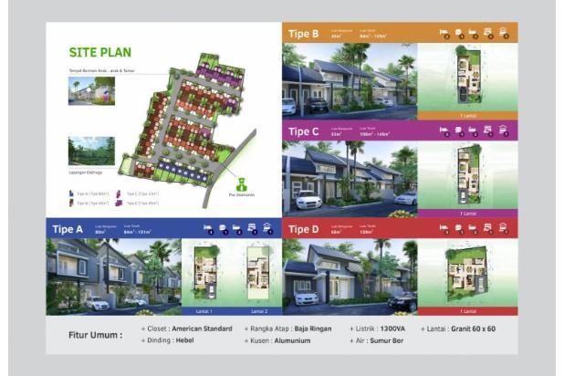 Rumah minimalis sangat bagus murah,Jayana Villas Cibinong 4426929