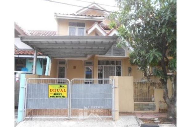 Dijual Rumah Tingkat Teduh di Metland Menteng, Cakung Jakarta Timur 12820981