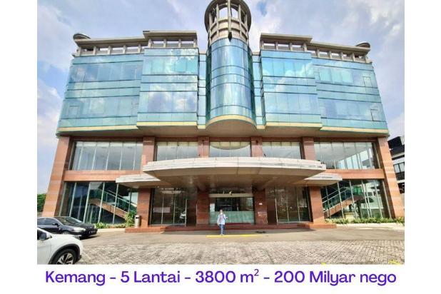 Rp200mily Ruang Kantor Dijual