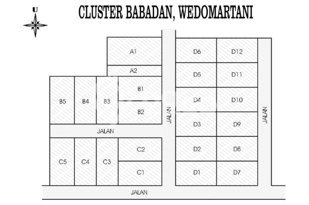 Cerdas Beli Rumah Lebih Murah 150Jt: Green Babadan 16577525