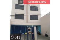 Ruko Bojong Raya, Jakarta Barat, 4x27m, 3½ Lt, SHM