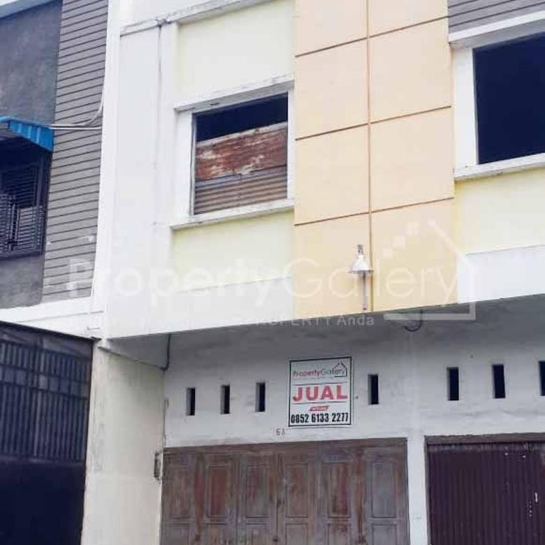 Ruko Jalan Karya Setia (dekat Jalan Karya & Jalan Amir Hamzah) Medan