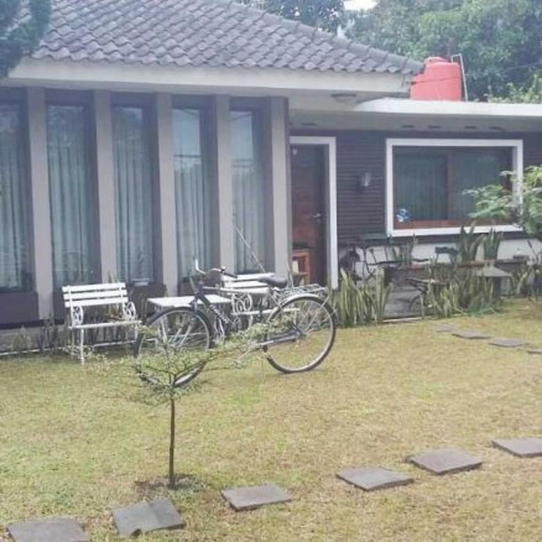 Rumah daerah Setiabudhi Bandung Utara, ada taman,siap huni