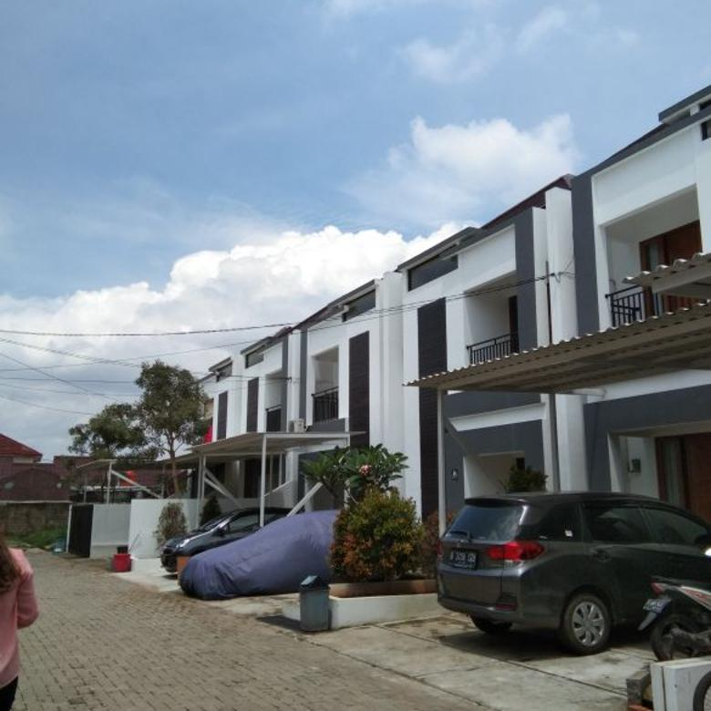 ready!! rumah 2 lantai di Pahlawan Residence di cinangka