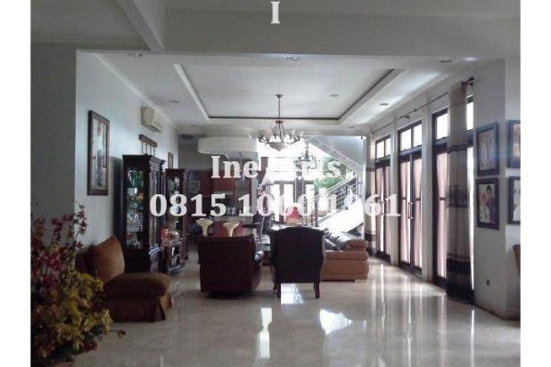 TURUN HARGA BANGET RUMAH MEWAH, LUAS 3300 DI LEBAK BULUS, JAKARTA SELATAN 9012541