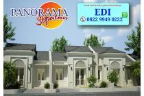 Dijual Rumah Type 36/72 di PANORAMA SEPATAN Tangerang