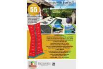 Kavling Termurah kawasan wisata & dkt realisasi RS Pratama di Bonian-Bali