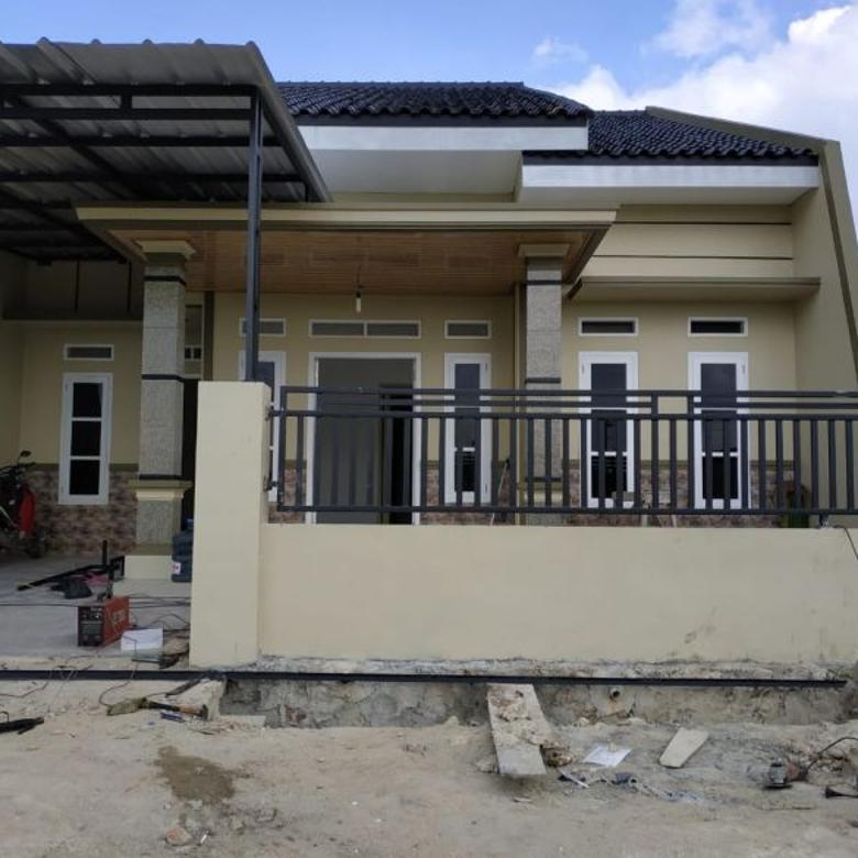 Rumah Baru di Bandar Lampung