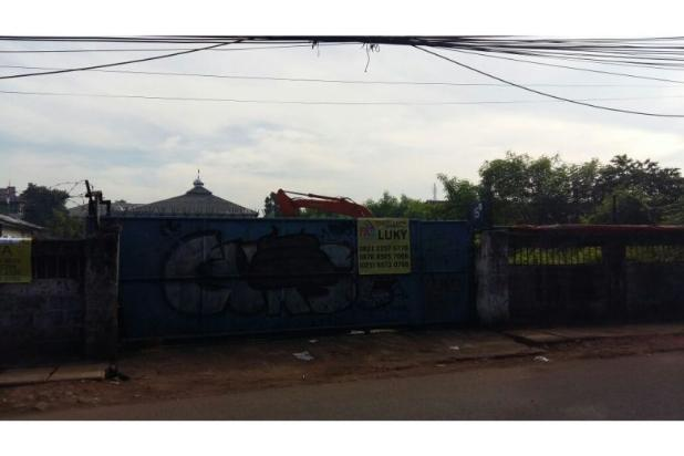 Disewakan tanah Lokasi strategis harga murah cipondoh Tangerang 10989261