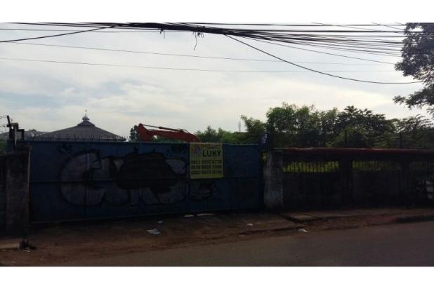 Disewakan tanah Lokasi strategis harga murah cipondoh Tangerang 10989262