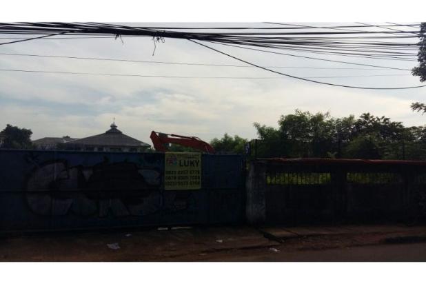 Disewakan tanah Lokasi strategis harga murah cipondoh Tangerang 10989264