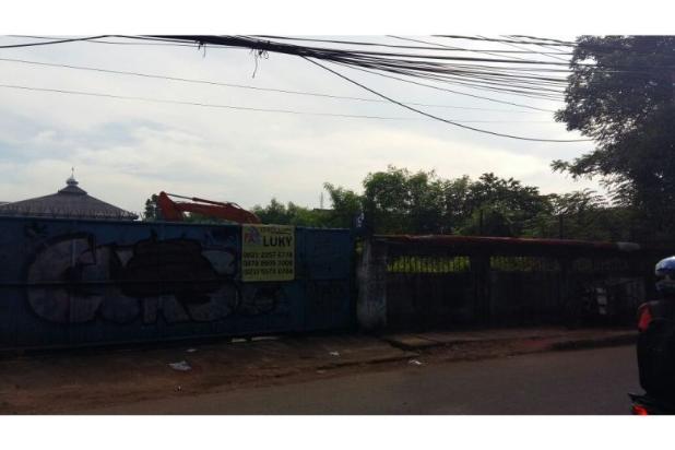 Disewakan tanah Lokasi strategis harga murah cipondoh Tangerang 10989263