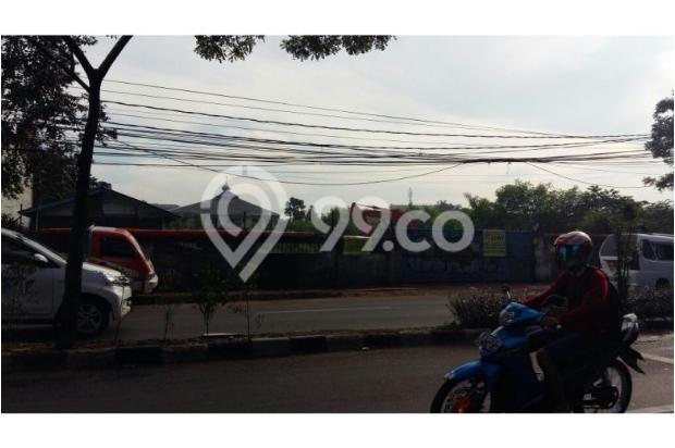 Disewakan tanah Lokasi strategis harga murah cipondoh Tangerang 10989265