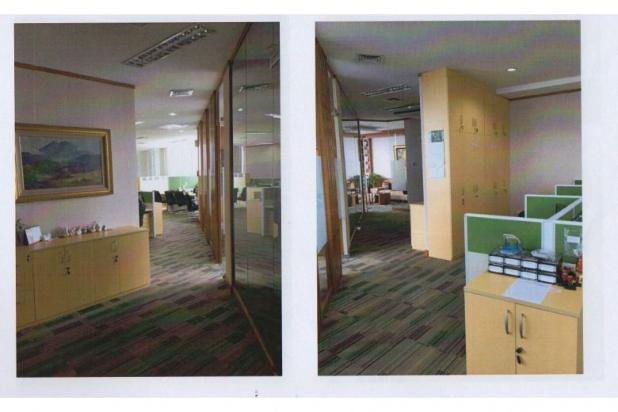 Rp12,6mily Ruang Kantor Dijual