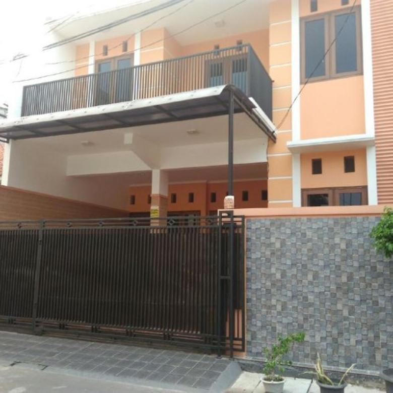 Rumah di Jalan Ikan2 an Rawamangun Minimalis Siap Huni Oke Punya