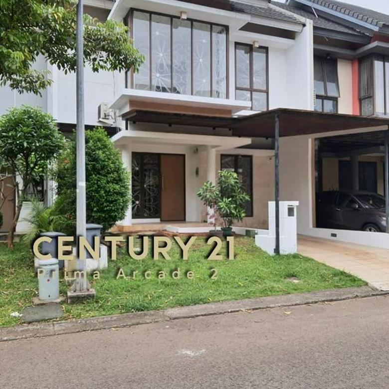Rumah keren siap huni Discovery Bintaro 4026R