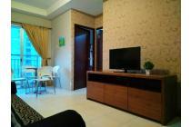 Apartemen Mediterania Garden 2 - Full Furnished 2BR View Pool