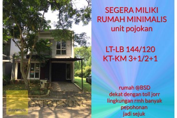 Rumah minimalis! harga murah banyak pepohonan hijau rapih, bersih 17994744