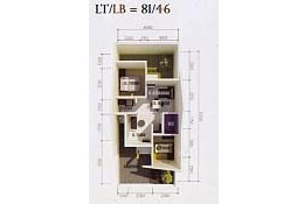 Rp648jt Rumah Dijual