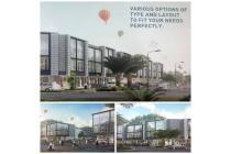 Ruko Baru Modern 3 Lantai di Cibubur, Bisa KPR