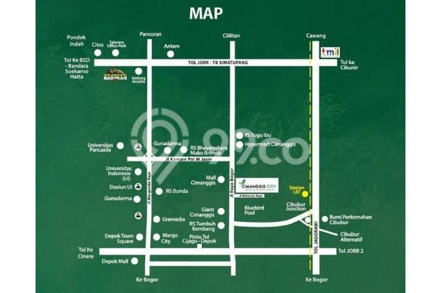 Apartemen Tanpa DP di Depok 22336720