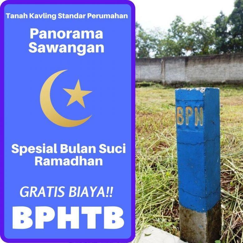 Investasi Kavling Dekat Tol Desari Free BPHTB Khusus Ramadhan