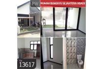 Rumah Bumiayu Sejahtera Abadi, Malang, 6.1x12m, 1 Lt, SHM