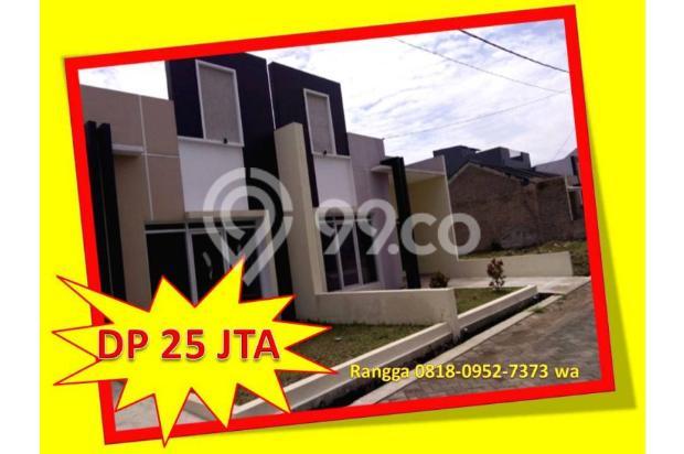 Rumah DP 25 jta dijual di Ciwastra Pinggir jalan raya | 1 17326646
