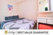 Disewakan Apartemen Kalibata City Green Palace 2BR Furnished