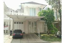 Dijual Rumah Pakuwon Indah The Mansion Carport Luas Bonus Canopy