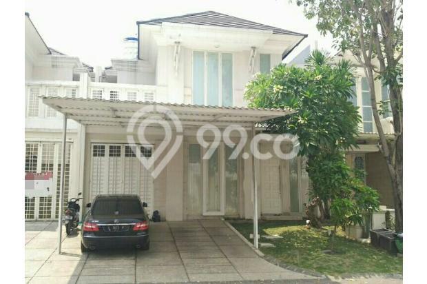 Rumah Dijual *Pakuwon Indah Mansion* Modern minimalis Mewah 2 Lantai *Bonus Canopy Carport* Siap Hun 21463028