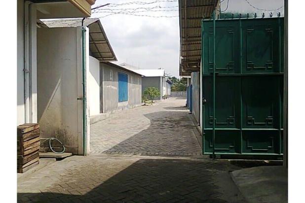 Rp13,7mily Pabrik Dijual