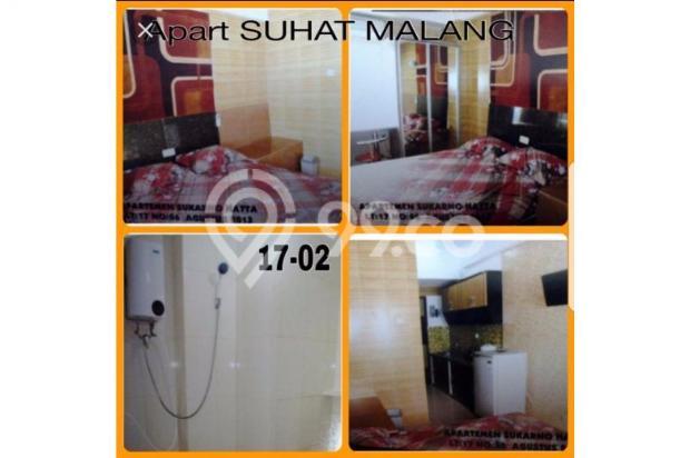 Disewakan Apartemen Bagus Nyaman di Soekarno Hatta Malang 12398262